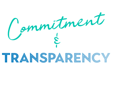 Commitment and Transparency