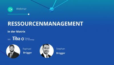 Ressourcenmanagement in der Matrix